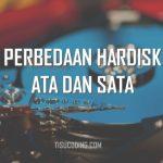 Perbedaan Hardisk ATA dan SATA